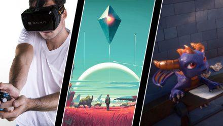 Vecka 25: Razer släpper nytt VR-headset, No Man's Sky behåller namnet och Skylanders blir tv-serie