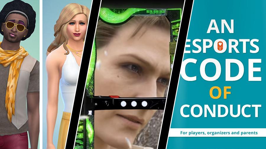 Vecka 23: The Sims plockar bort könsrestriktioner, Metal Gear blir pachinko och e-sportriktlinjer på engelska