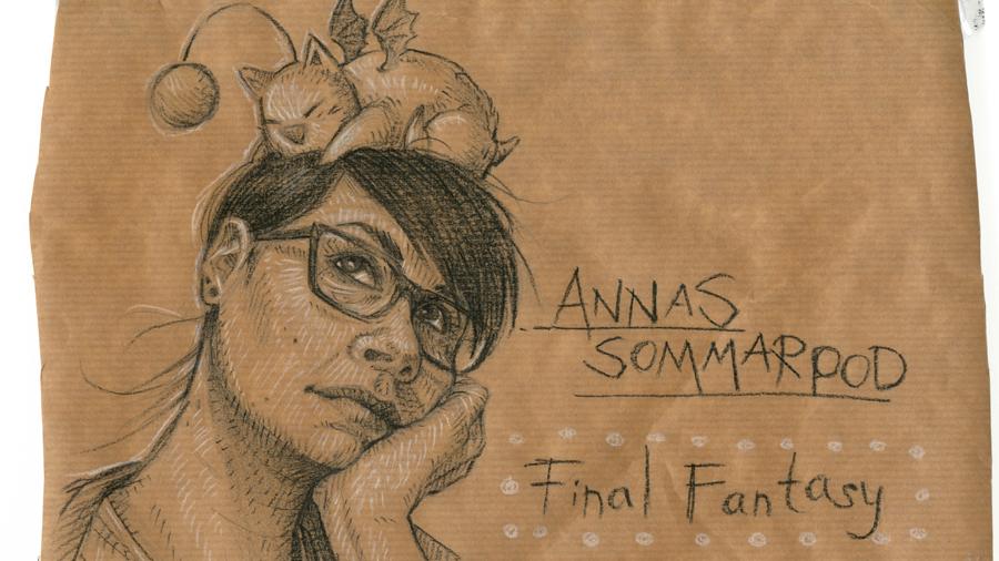 Annas sommarpod: Final Fantasy