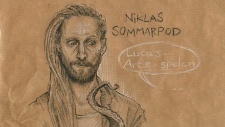 Niklas sommarpod: Lucasarts äventyrsspel