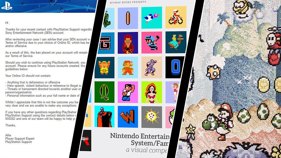 Vecka 27: Jihad tvingas byta PSN-namn, Nintendo stänger ner Kickstarter-projekt och spelbroderier i Borås