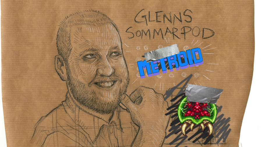 Glenns sommarpod: Metroid