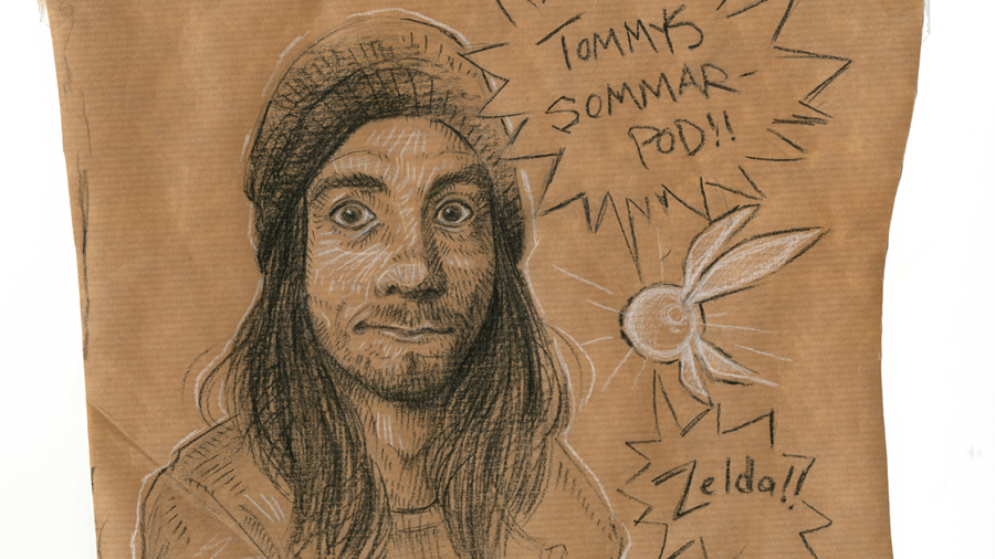 Tommys sommarpod: The Legend of Zelda