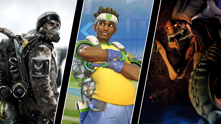 Vecka 32: The Division-film, 15 miljoner Overwatch-spelare och Starcraft HD-rykten