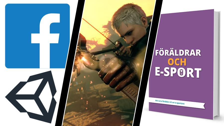 Vecka 34: Facebooks spelplattform, Metal Gear utan Kojima och Föräldrar och e-sport