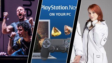Vecka 35: E-sport till Mästarnas mästare, Playstation Now till PC och mysdress till Xbox-spelare