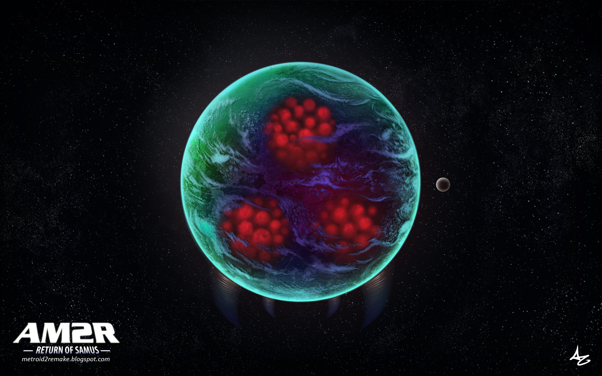 Another Metroid 2 Remake (AM2R)