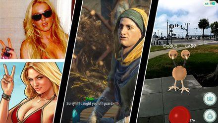 Vecka 36: Lohan mot Rockstar, Bethesdas fanhyllning och franskt pokémonförbud