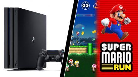 Vecka 37: Nya Playstation 4 och Mobil-Mario