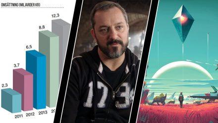 Vecka 38: Svensk spelexport, Chris Metzens pension och No Man's Sky-kritik