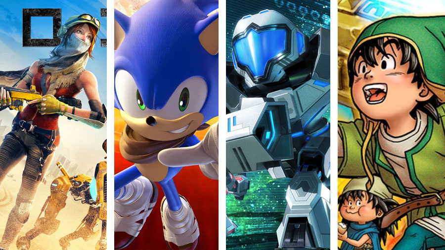 Avsnitt 161: ReCore, Sonic Boom: Fire & Ice, Metroid Prime: Federation Force och Dragon Quest VII: Fragments Of The Forgotten Past