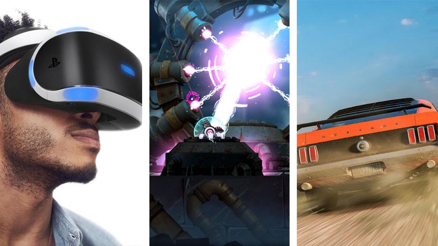 Avsnitt 162: PlayStation VR, Rive och Forza Horizon 3