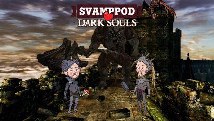 Svamppod Hjärta Dark Souls: Avsnitt 1