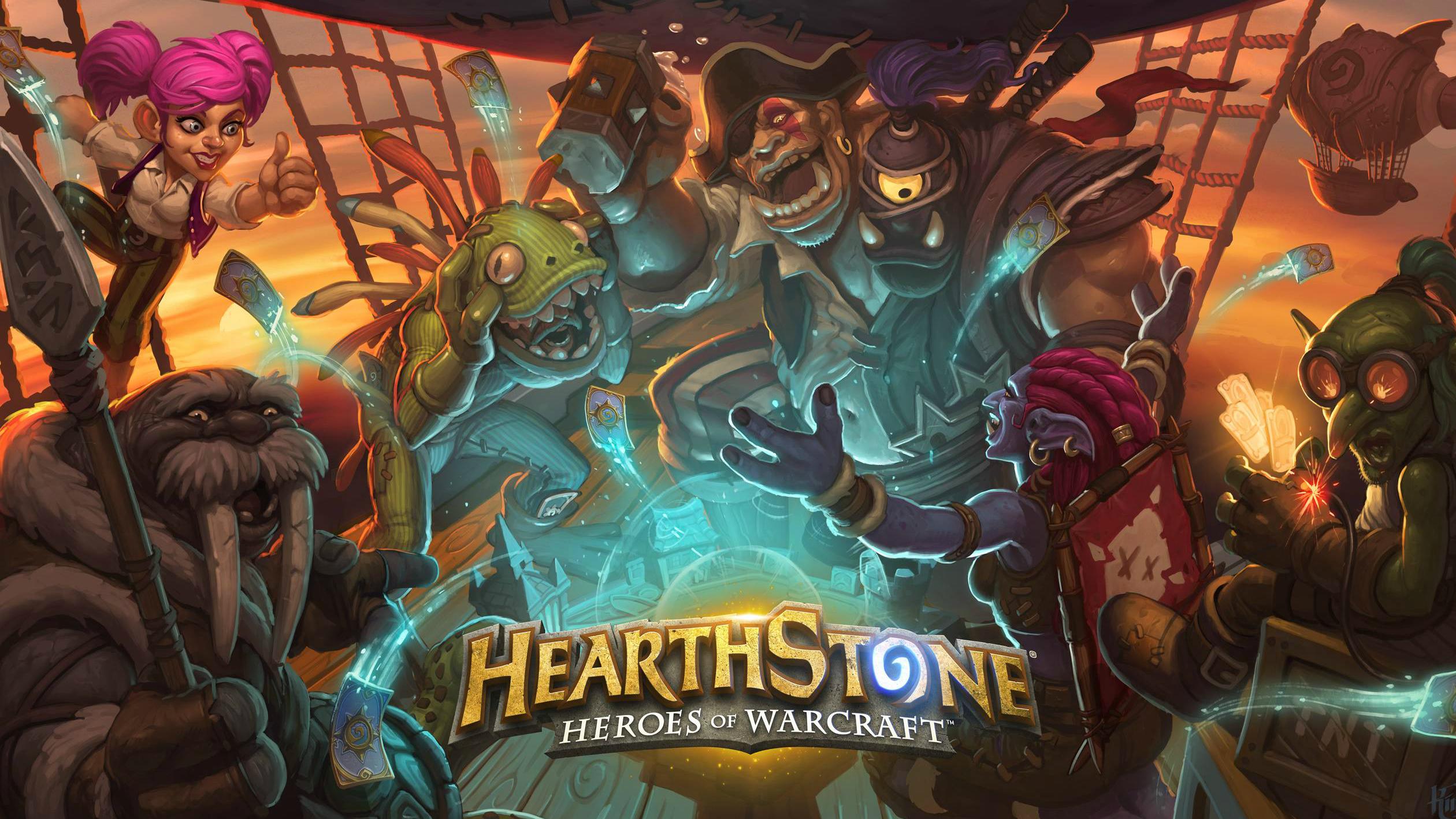 Svamppod Hjärta Hearthstone