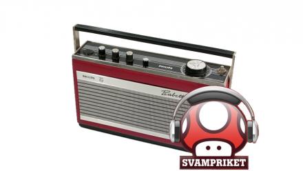 Svamprikets podcasts