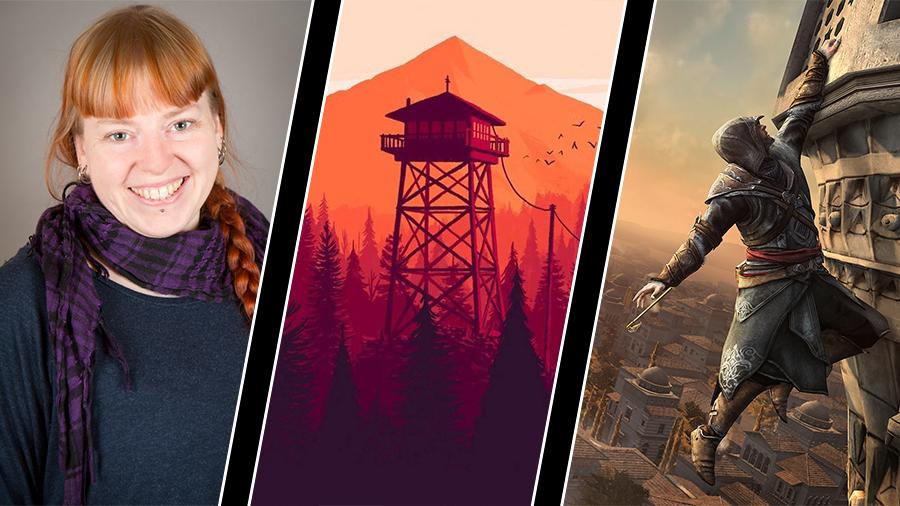 Vecka 40: Åsa Roos blir hedersdoktor, Firewatch blir film och Ubisoft klarar livhanken