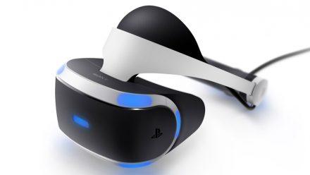 Playstation VR är här!