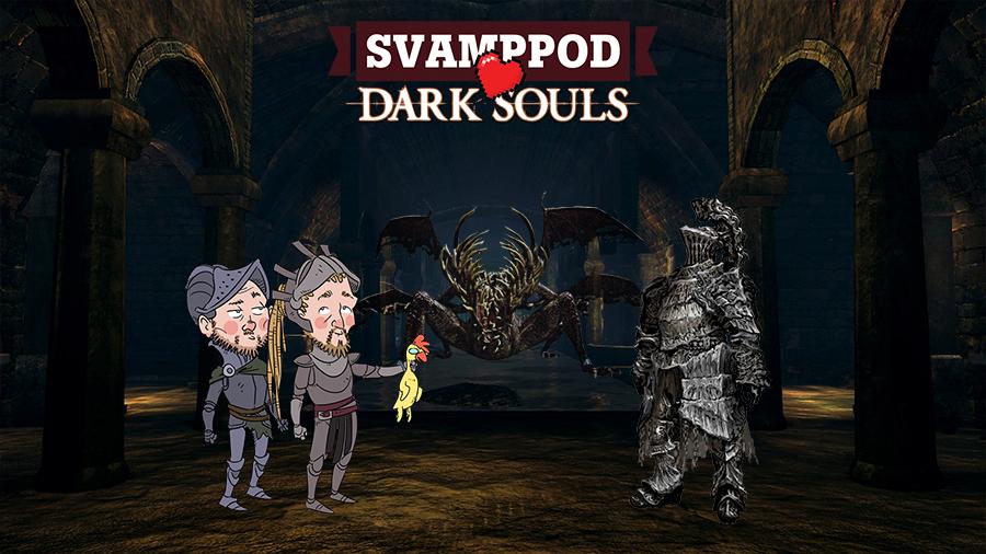 Svamppod Hjärta Dark Souls: Avsnitt 3