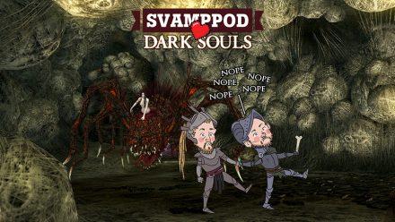 Svamppod Hjärta Dark Souls: Avsnitt 4