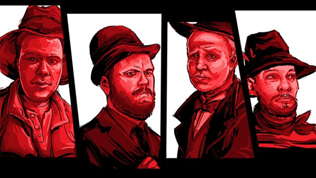 Spoilercast: Red Dead Redemption