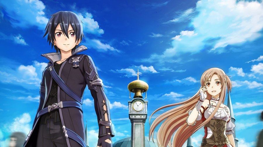 Sword Art Online: Hollow Realization (PS4, PSVita)