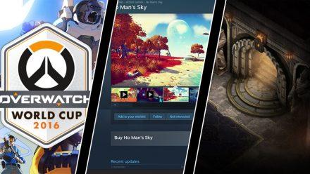 Vecka 45: Svenskt brons i Overwatch-VM, Steams screenshotpolicy och Diablo 1 i Diablo 3