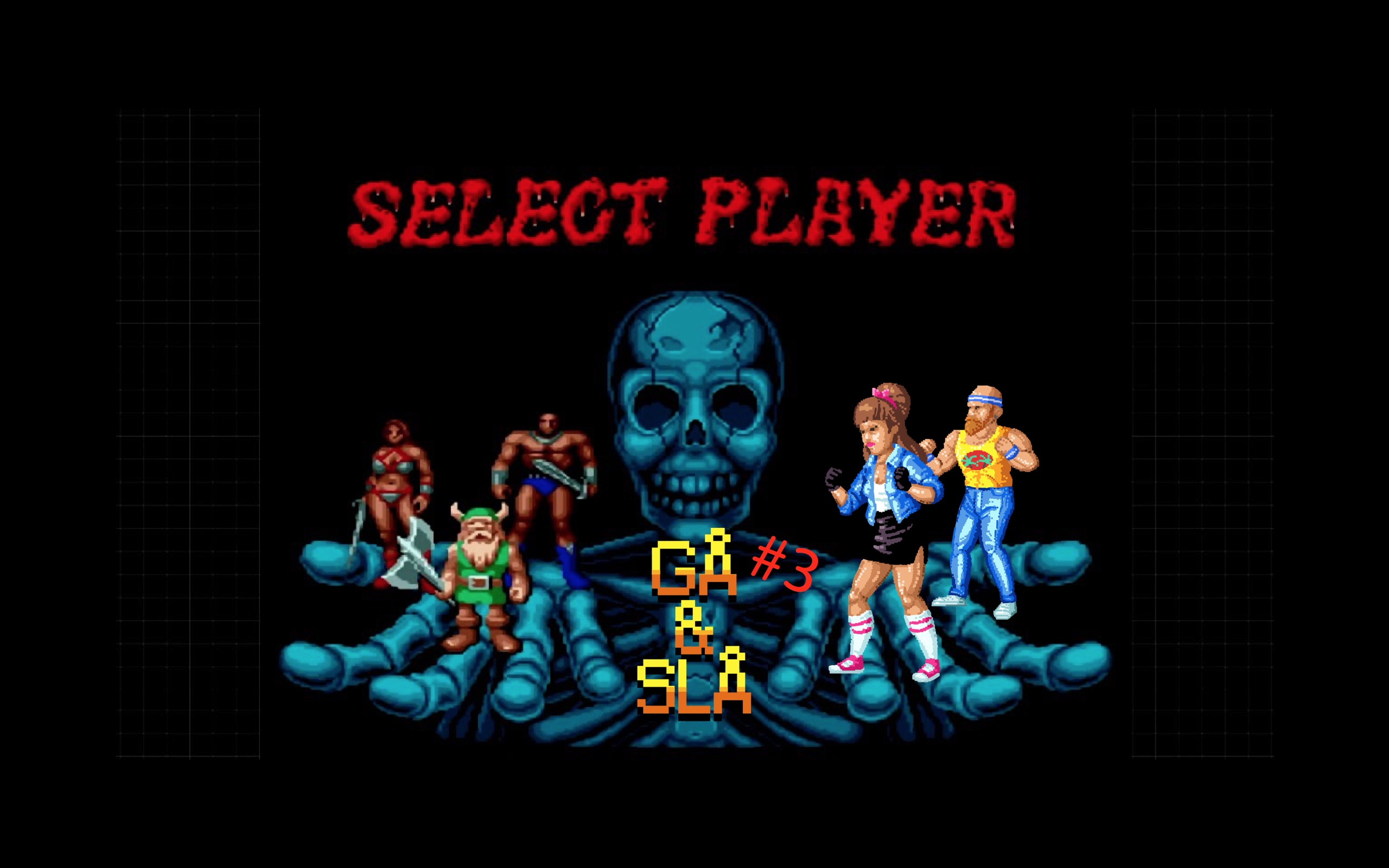 Avsnitt 3: Golden Axe