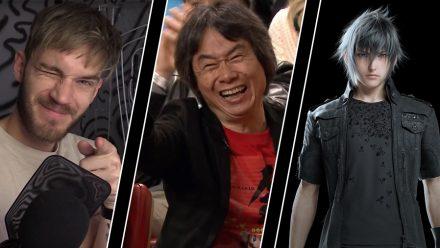Vecka 50: Pewdiepie trollar, Fallon spelar Switch och Final Fantasy storypatchas