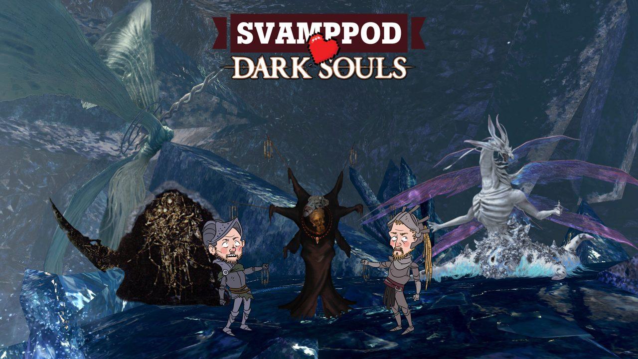 Svamppod Hjärta Dark Souls: Avsnitt 7