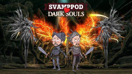 Svamppod Hjärta Dark Souls: Avsnitt 8