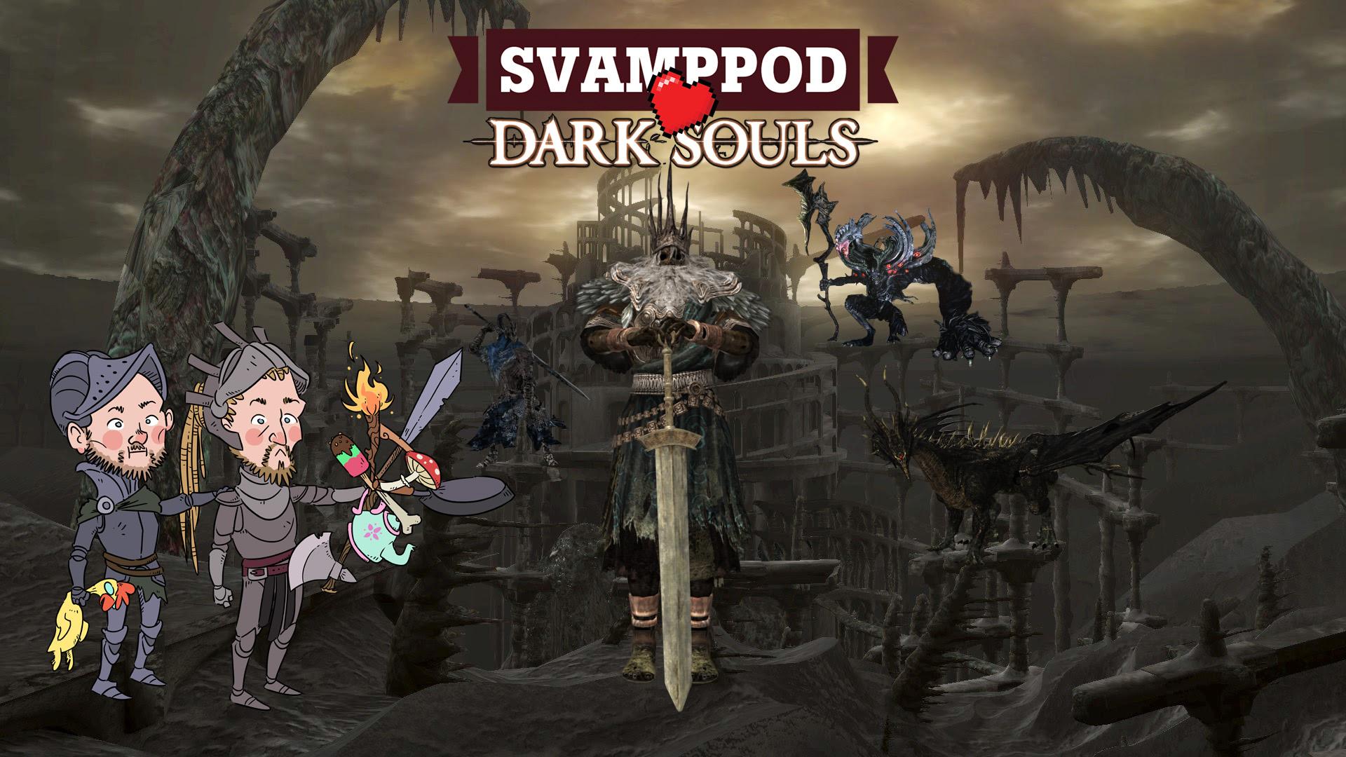 Svamppod Hjärta Dark Souls: Avsnitt 9