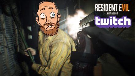 Resident Evil 7-stream
