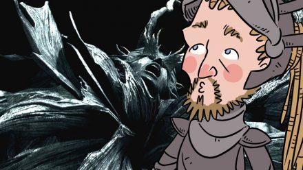 Dark Souls med Niklas – Solaire-lurad