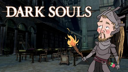 Dark Souls – Seath: kall och slemmig (arkiverad stream)