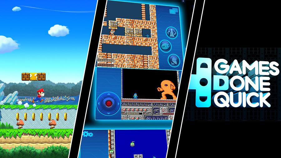 Vecka 2: 30 miljoner Mario-dollar, usla mobila Mega Man och Awesome Games Done Quick