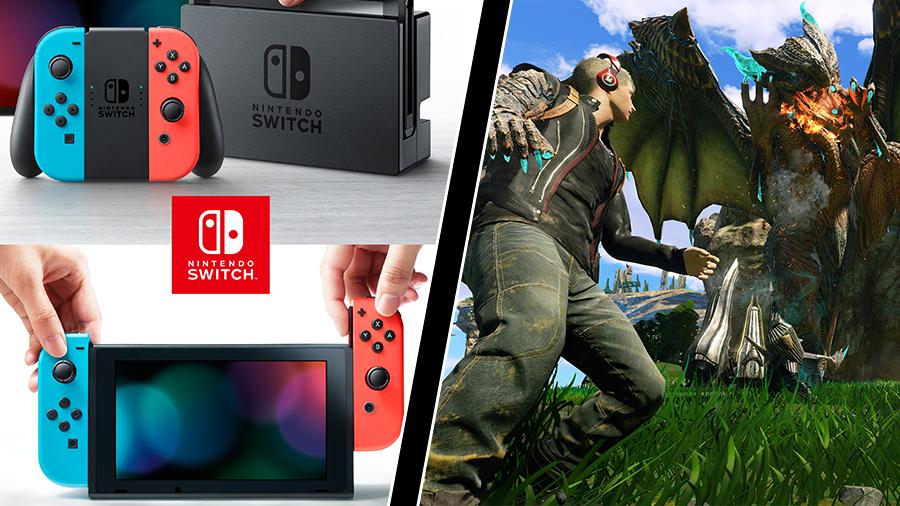 Vecka 3: Nintendo Switch och nedlagda Scalebound