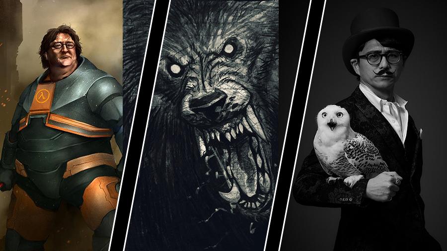 Vecka 4: Gaben snackar nytt IP, Werewolf blir spel och Swerys nya studio