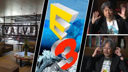 Valve gör tre VR-spel, E3 för allmänheten och Links efternamn