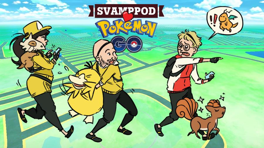 Svamppod Hjärta Pokémon Go