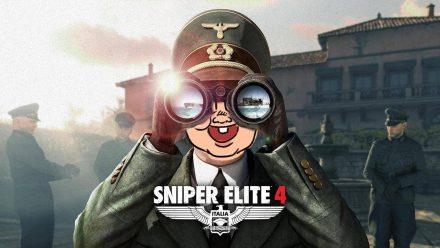 Quicktitt: Sniper Elite 4