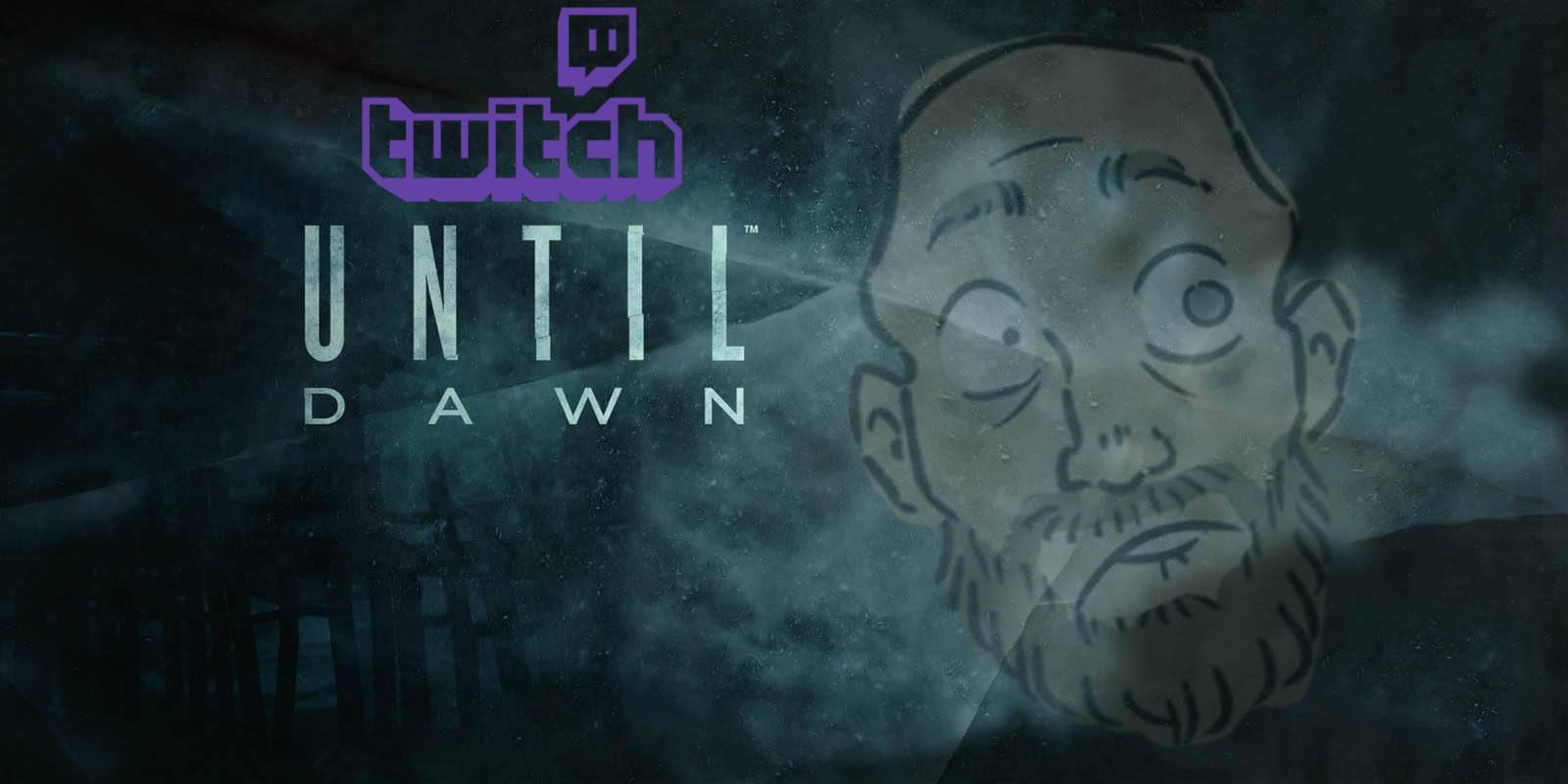 Until Dawn-stream #1