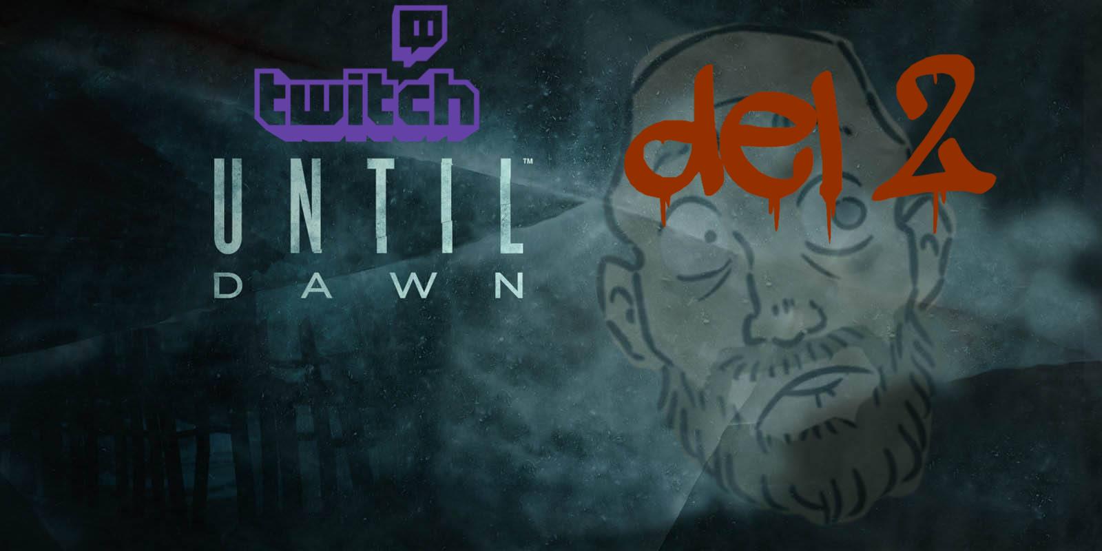 Until Dawn-stream #2