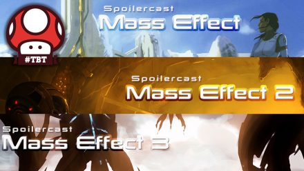 Mass Effect Spoilercast