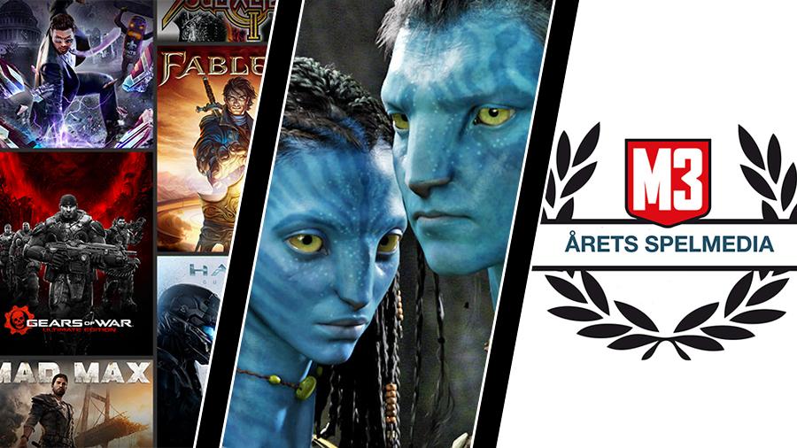 Xbox Game Pass, Massive gör Avatar-spel och Svampriket näst bäst i Sverige