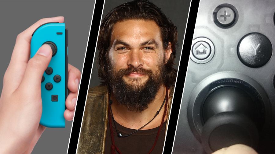 Reggie om Switch-problem, Momoa som Rico och Nintendos hemliga meddelande