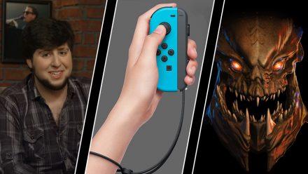 Jontron dumpas efter rasistiska kommentarer, fixade Joy-cons och Starcraft Remastered