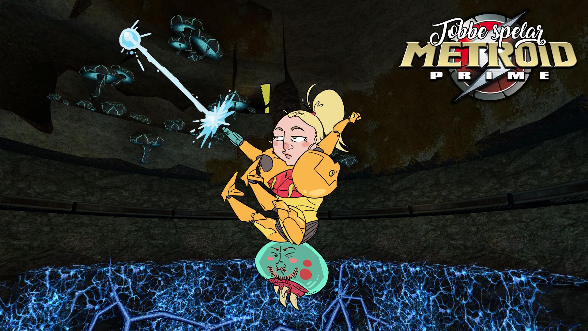 Tobbe spelar Metroid Prime, del 3