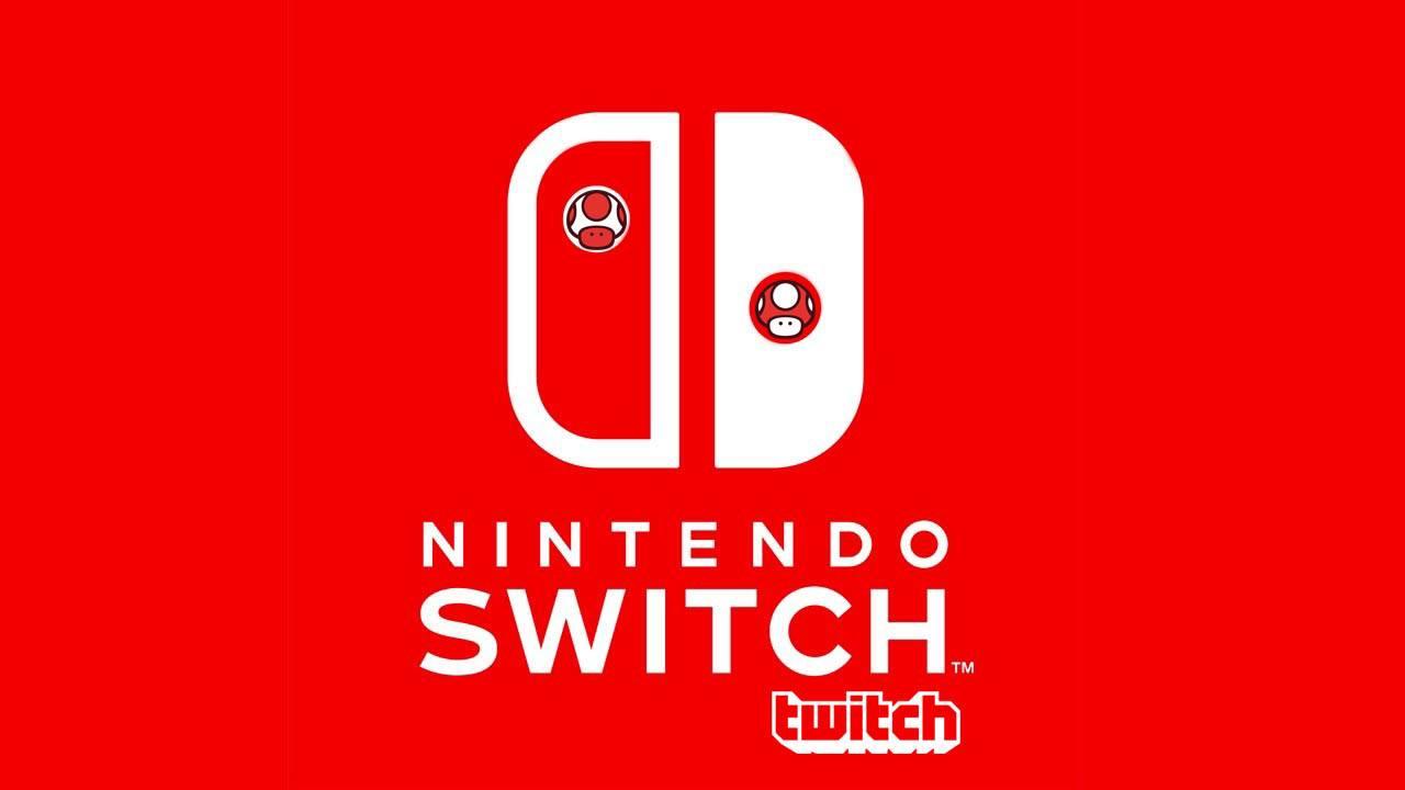 Söndag 16:00: Switch-stream!
