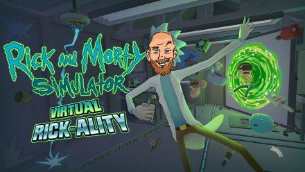 Rick And Morty – Virtual Rick-Ality