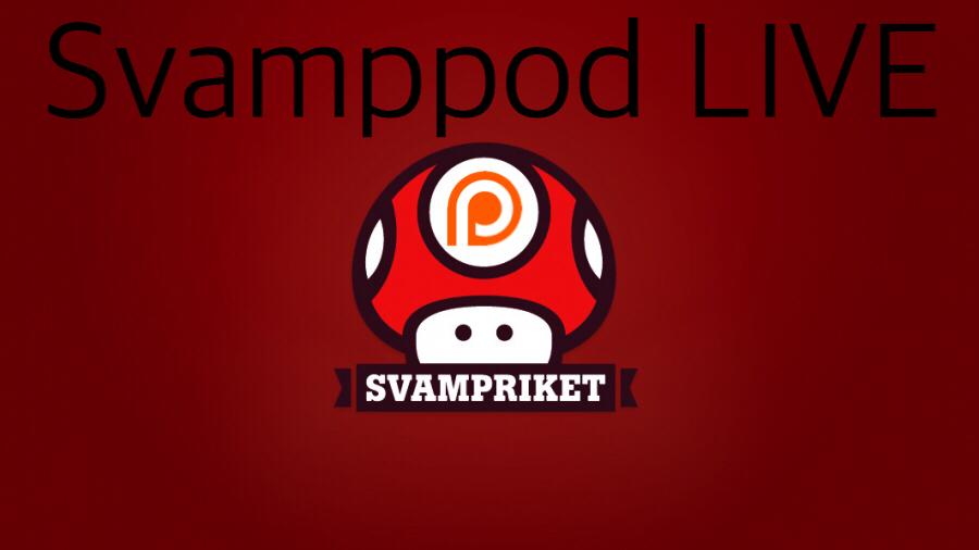 Vad är Svamppod LIVE?